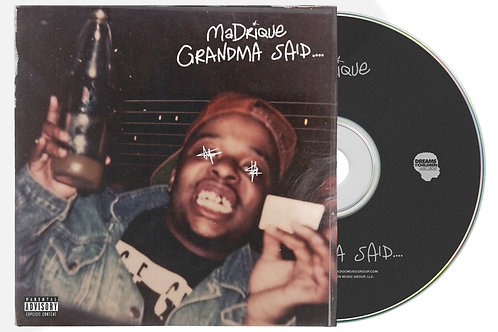 GRANDMA SAID ALBUM  [HARD COPY]