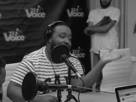 MaDrique - T.W.I.Y Radio Promo Eps 3 . ( 72.9 The Voice )