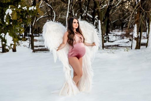 Angel Wings Maternity