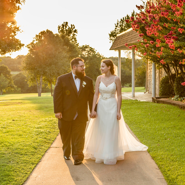 Venue: White Barn Events Florist: New Leaf Florist DJ: All About DJ Venue: Twin Hills Golf and Country Club