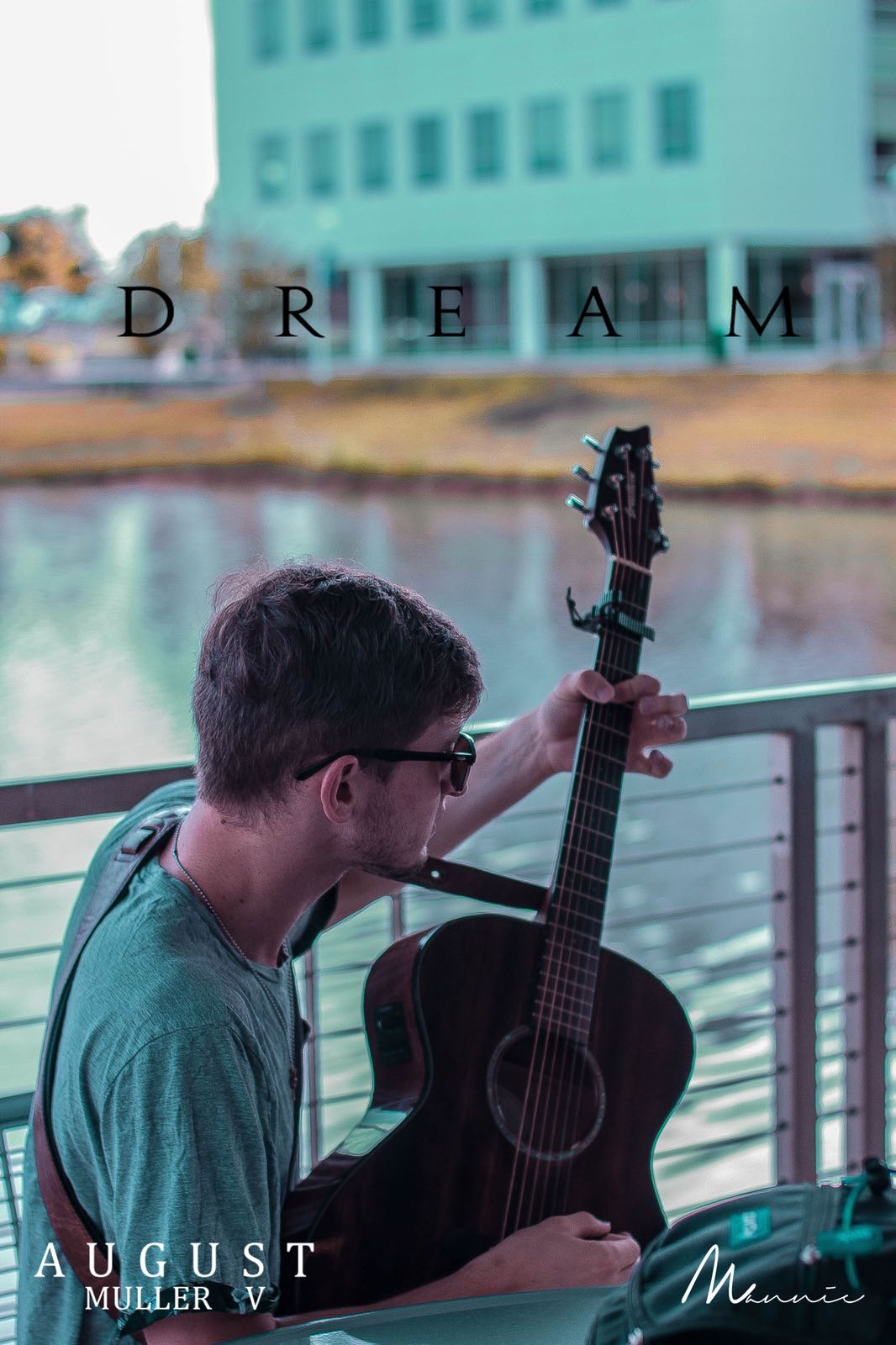 "Promotional for August Muller V's Single - ""Dreams"""