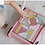 Thumbnail: Little Dutch Vozíček s kockami Pink Flowers