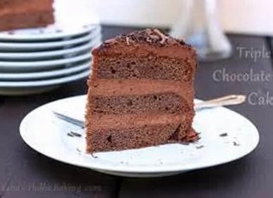 Triple Chocolate Mosse