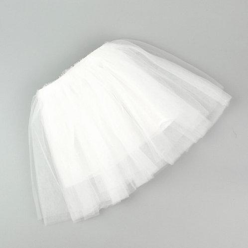 Biela TUTU suknička