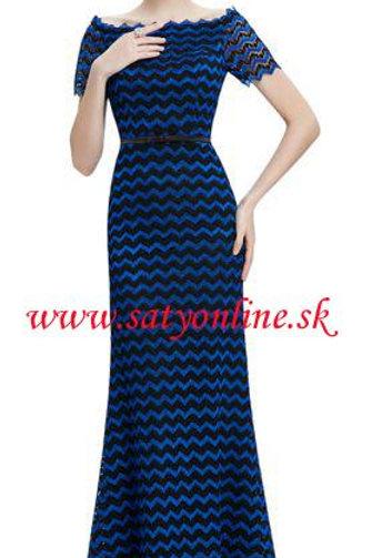 Spoločenské šaty 8799 SKLADOM