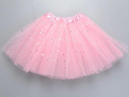 Pink STAR TUTU Skladom