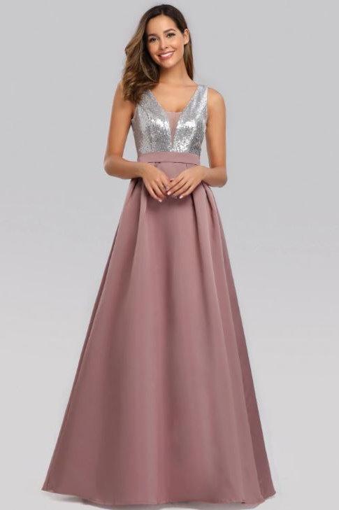 Spoločenské šaty 7638