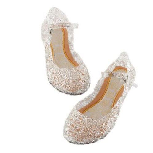 Biele Črievičky / topánočky pre princeznú