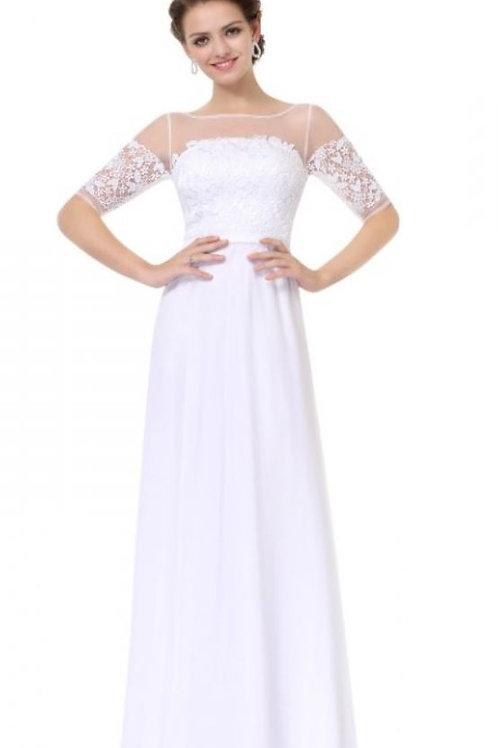 Biele svadobne šaty 8459 SKLADOM