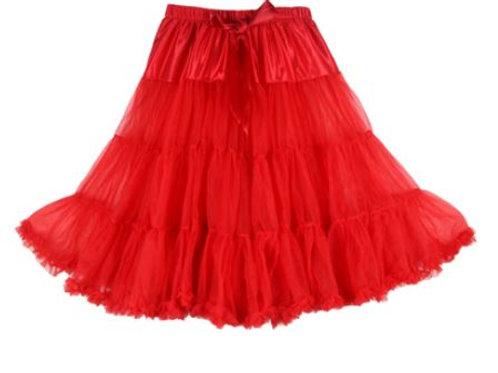 Červená DOLLY XL SKLADOM 65cm