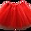 Thumbnail: Červená TUTU suknička 44cm
