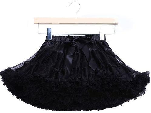 Čierna DOLLY sukňa XL SKLADOM