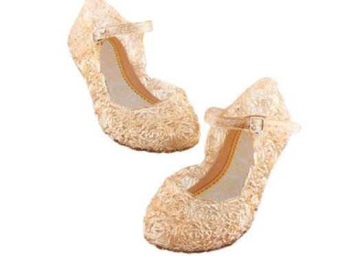 Zlaté Črievičky / topánočky pre princeznú Bella/ Anna