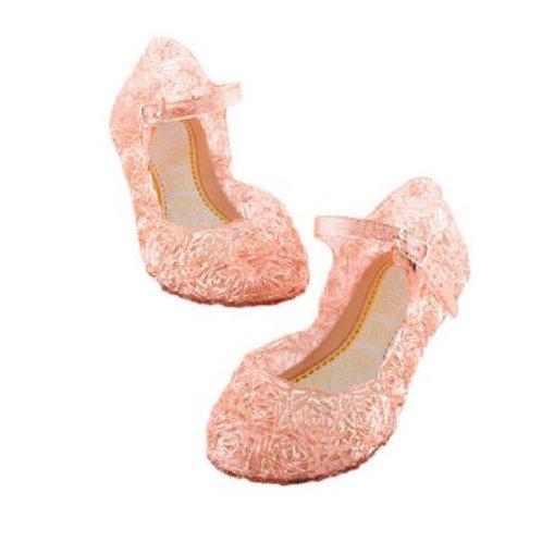 Ružové Črievičky / topánočky pre princeznú