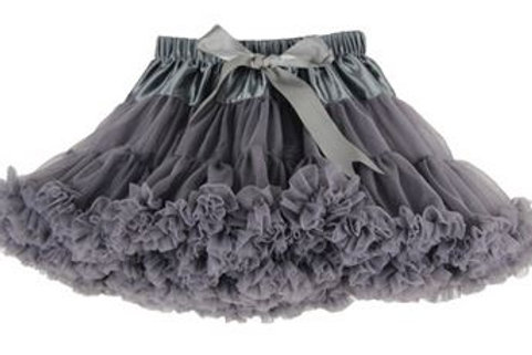 Tmavo sivá DOLLY sukňa