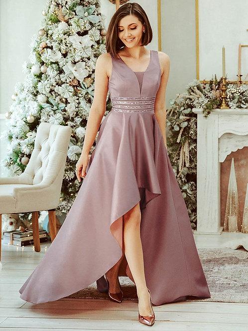 Fialové spoločenské šaty Orchid 0877