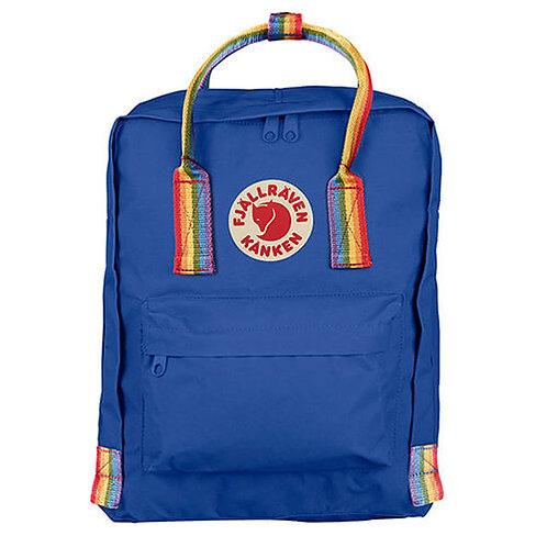 Fjällräven MINI Modrý Rainbow detský batoh