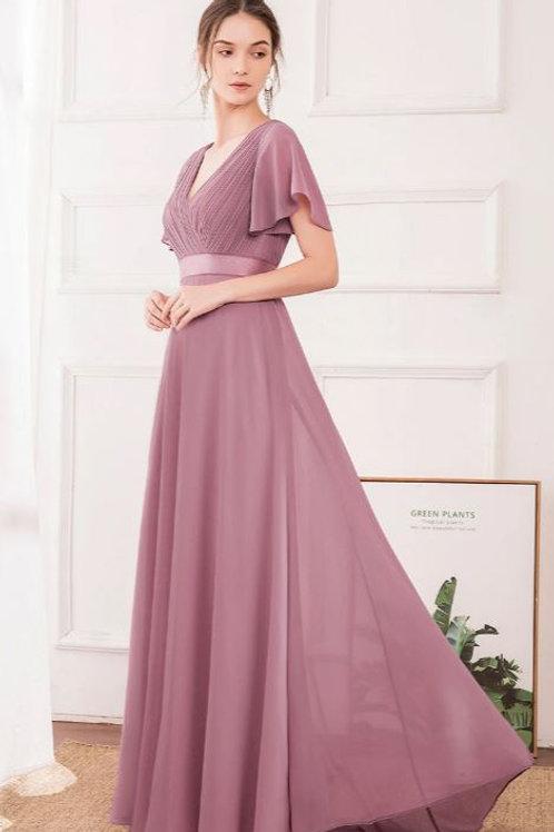 Spoločenské  šaty Orchid 9890 SKLADOM
