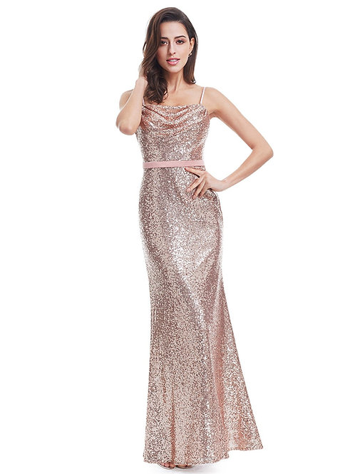 Zlaté ROSE šaty 7087 SKLADOM