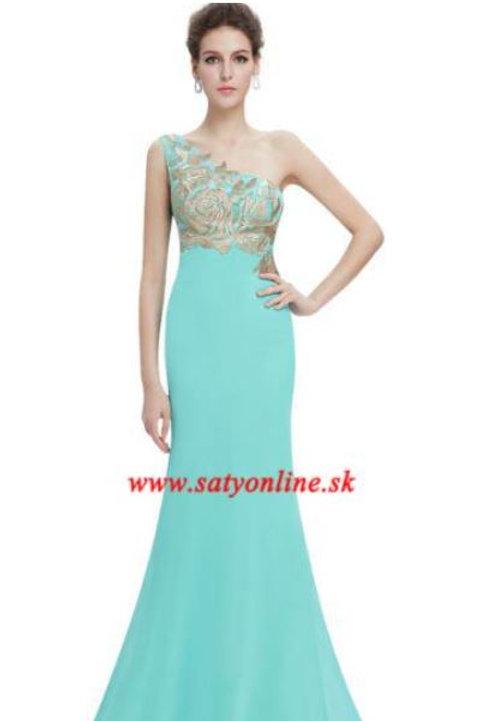 Aqua spoločenské šaty 8737 SKLADOM