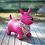 Thumbnail: LUDI Skákací Pes Ružový