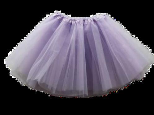 Svetlo Fialová TUTU suknička 28cm