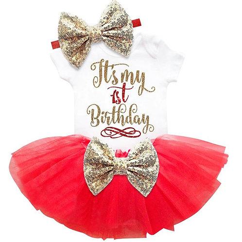 Red Birthday SET 1 s korunkou EM
