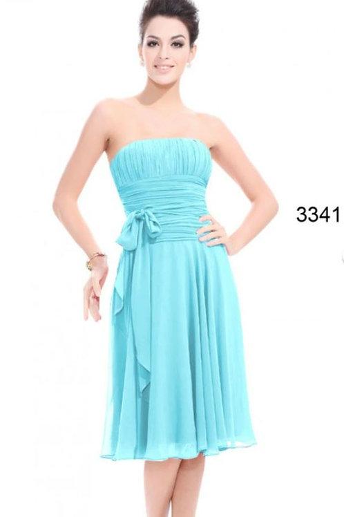 Krátke spoločenské šaty 3341 SKLADOM