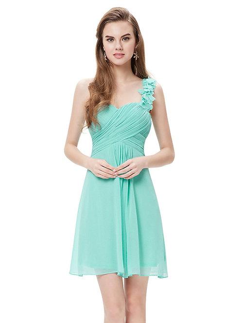 Aqua krátke šaty 3535
