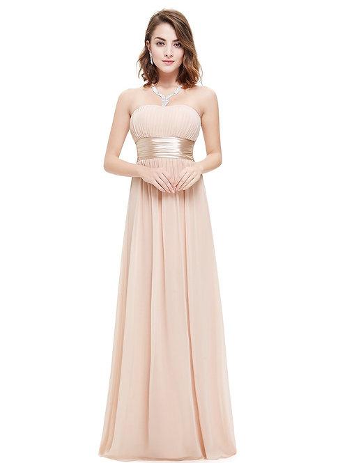 Spoločenské šaty BLUSH 9955 SKLADOM