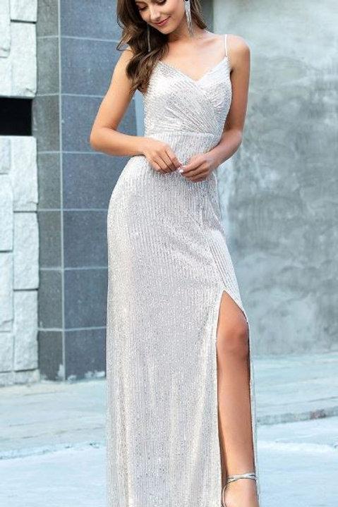 Flitrované šaty 0609
