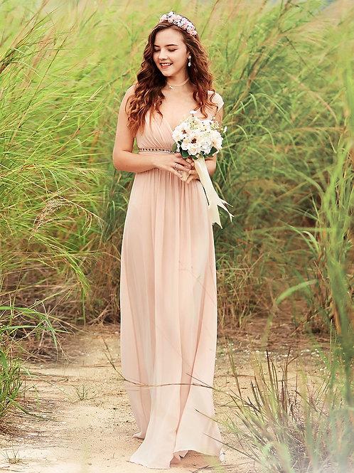 Svadobné- Spoločenské šaty 8697 SKLADOM