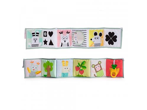 Taf Toys Kniha 3 v1 pre Najmenších