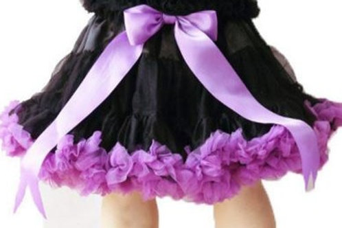 Čierno fialová DOLLY  SKLADOM