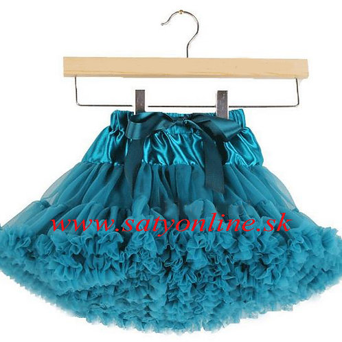TEAL DOLLY sukňa XL SKLADOM