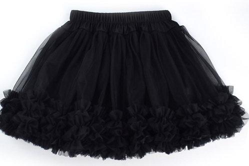 Čierna DOLLY sukňa New SKLADOM
