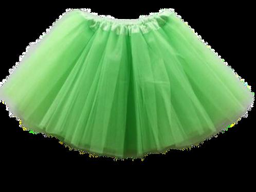 Neon Green TUTU suknička