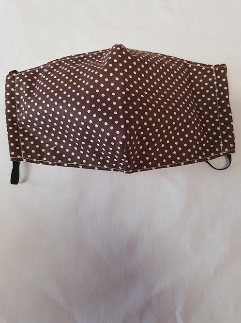 Trojvrstvové Textilné Ochranné Rúško BR003