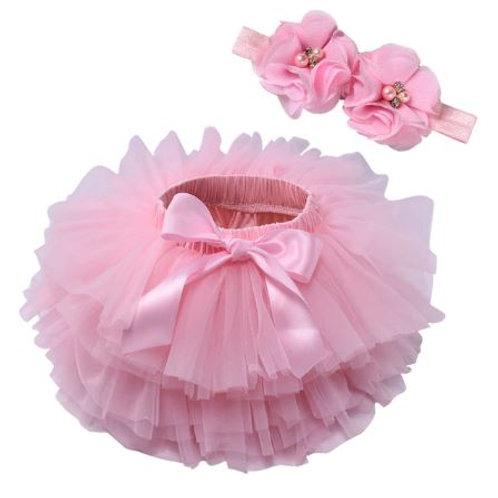 Baby TUTU sukňa Pink