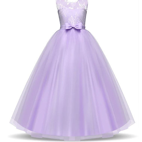 Dievčenské šaty Levander Heart