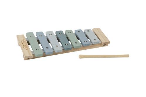 Little Dutch Xylofon BLUE