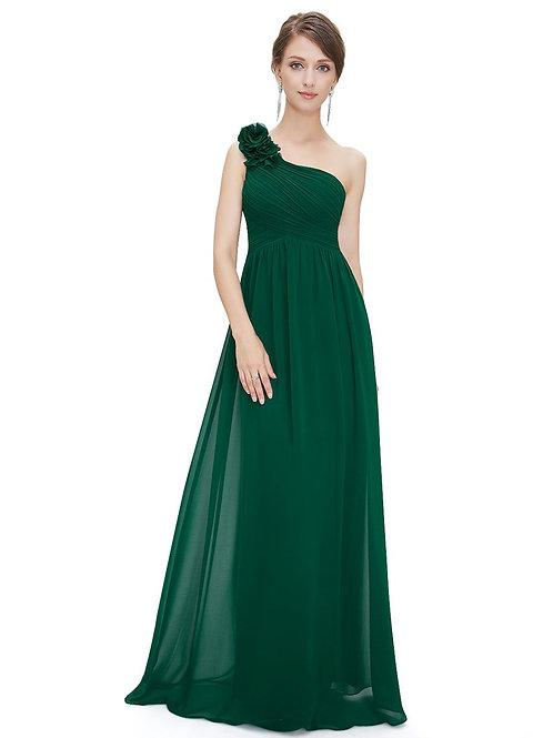 Zelene spoločenské šaty 8237 SKLADOM