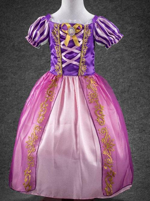 Rupanzel šaty / Karnevalový Kostým Princezná