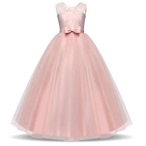 Dievčenské šaty PEACH Heart