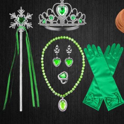 Anna doplnky ku karnevalovému kostýmu