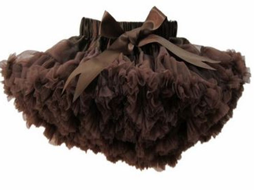 Čokoládová DOLLY sukňa