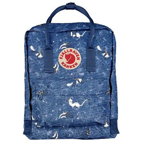 Fjällräven MINI Blue Fable detský batoh