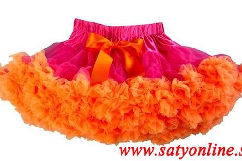 Cyklamenovo Oranžová DOLLY SKLADOM