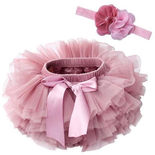Baby TUTU sukňa ROSE