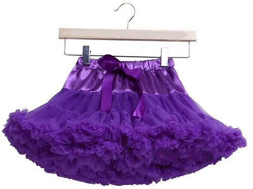 Fialová DOLLY sukňa XL SKLADOM